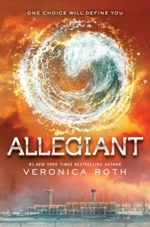 Allegiant by Veronica Roth (Photo: HarperCollins)
