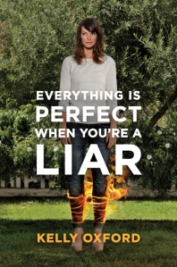 Everything Is Perfect When You're A Liar (Photo: HarperCollins)