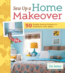 Sew Up A Home Makeover (Photo: Storey Publishing)