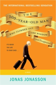 The 100-Year-Old Man Who Climbed Out The Window and Disappeared (Photo: HarperCollins)