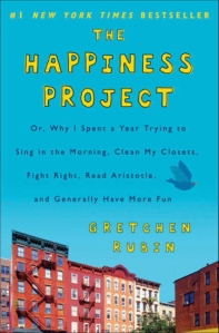 The Happiness Project (Photo: HarperCollins)