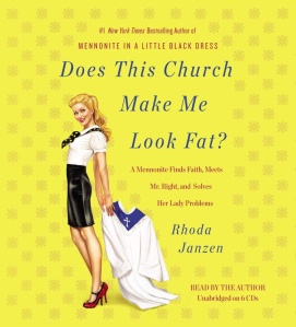 Does This Church Make Me Look Fat? (Photo: Hachette Book Group)