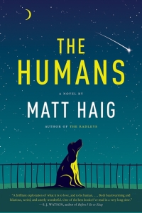 The Humans (Photo- HarperCollins Canada)