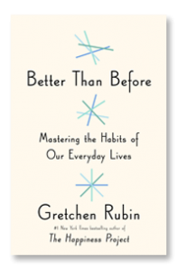 Better Than Before Photo Credit: GretchenRubin.com